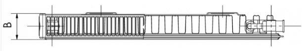 радиатор Korado RADIK VK тип 11