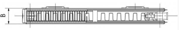 радиатор Korado RADIK VK тип 21