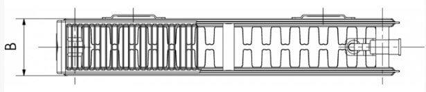 радиатор Korado RADIK VK тип 22