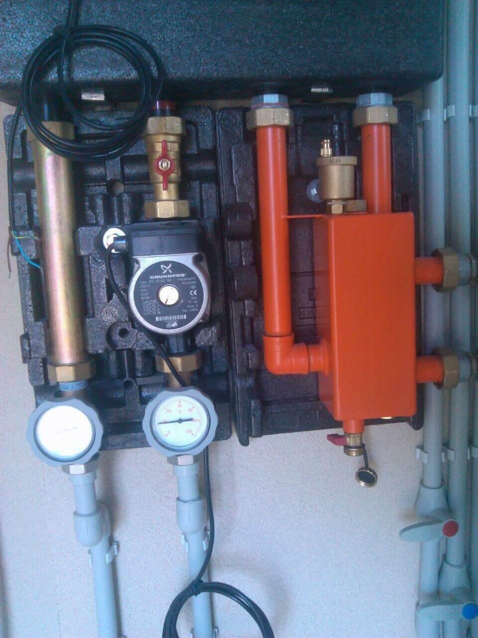 услуги водоснабжения для частного дома