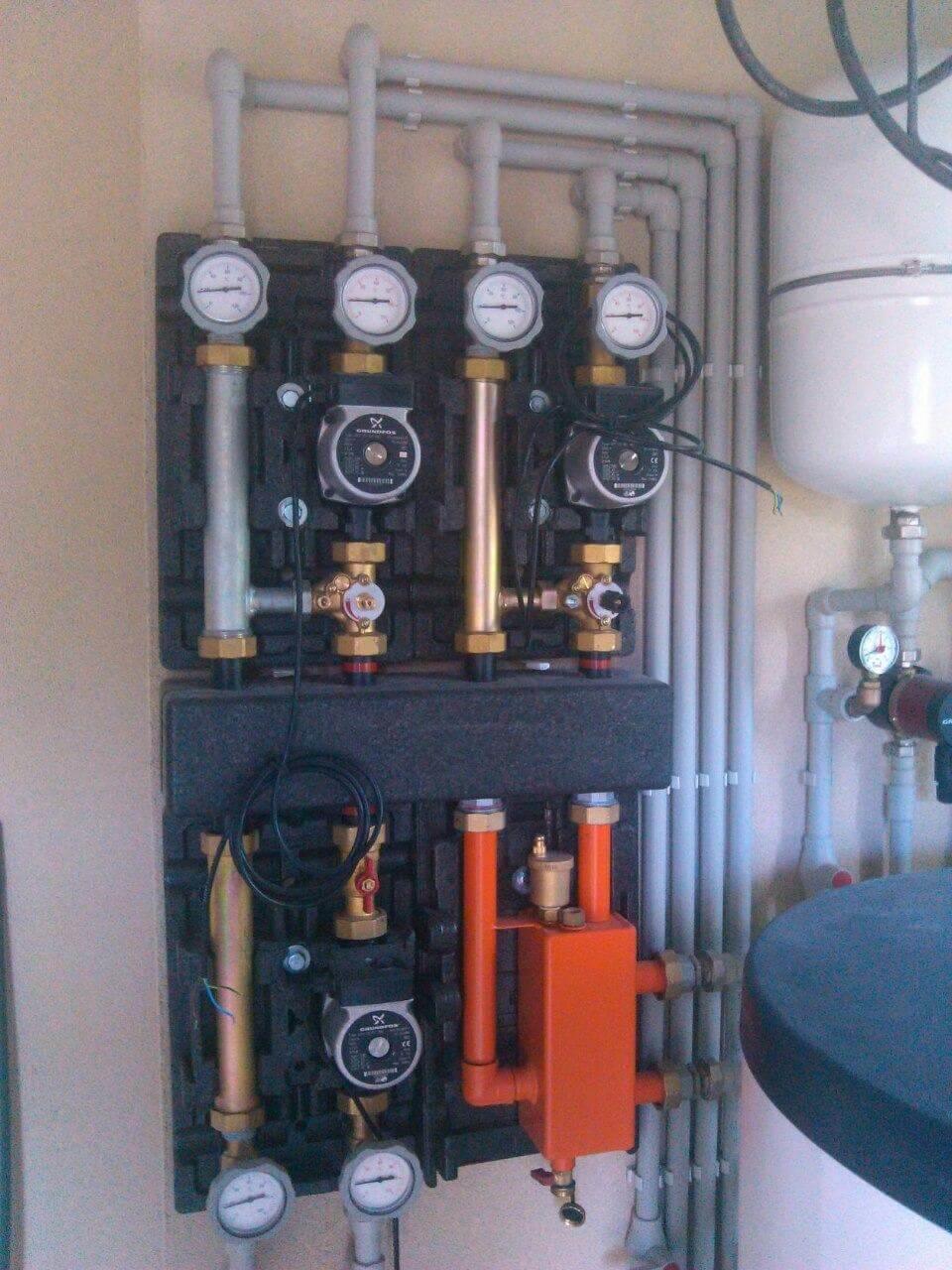 услуги водоснабжения для дома