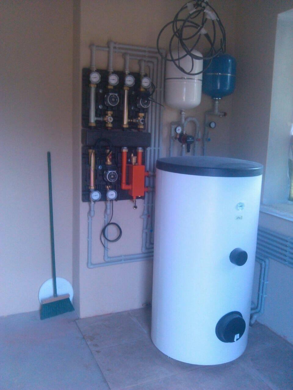 услуги водоснабжения