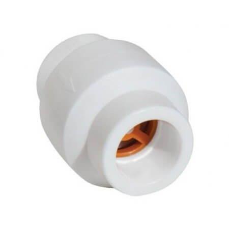 полипропиленовый обратный клапан